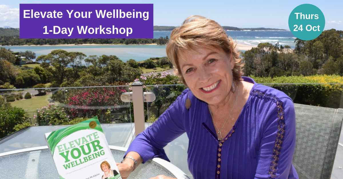 Elevate Your Wellbeing – 24th October 2019, Minnamurra