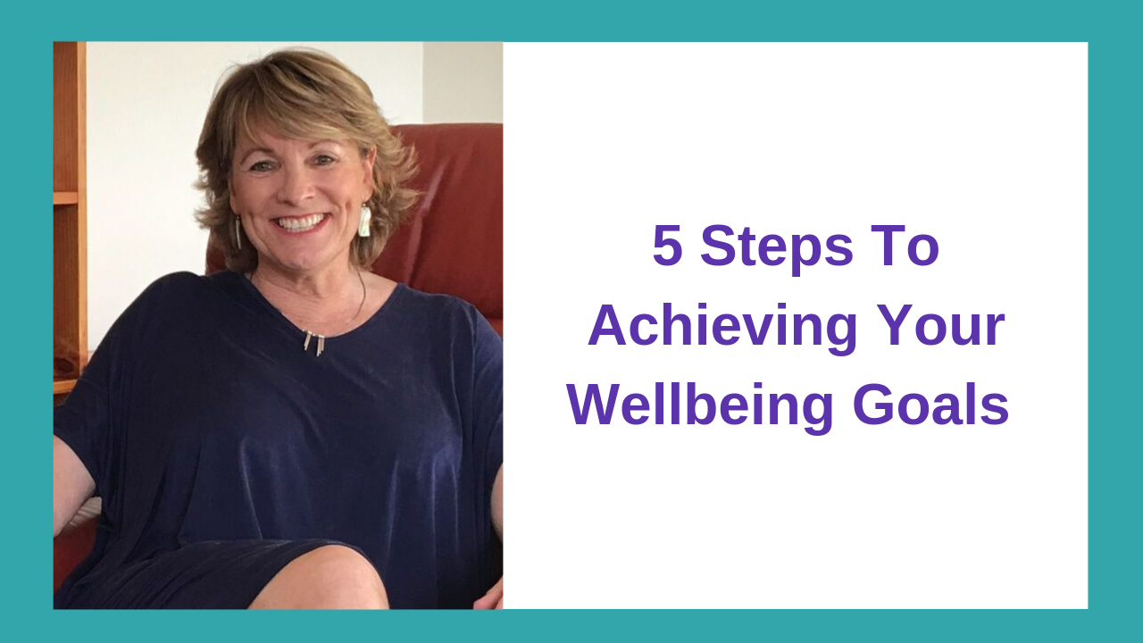 5 Steps To Achieving Your Wellbeing Goals
