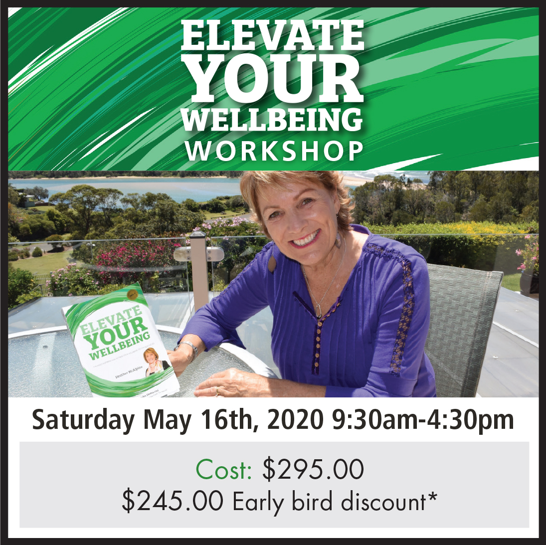 Elevate Your Wellbeing – 15th May 2020