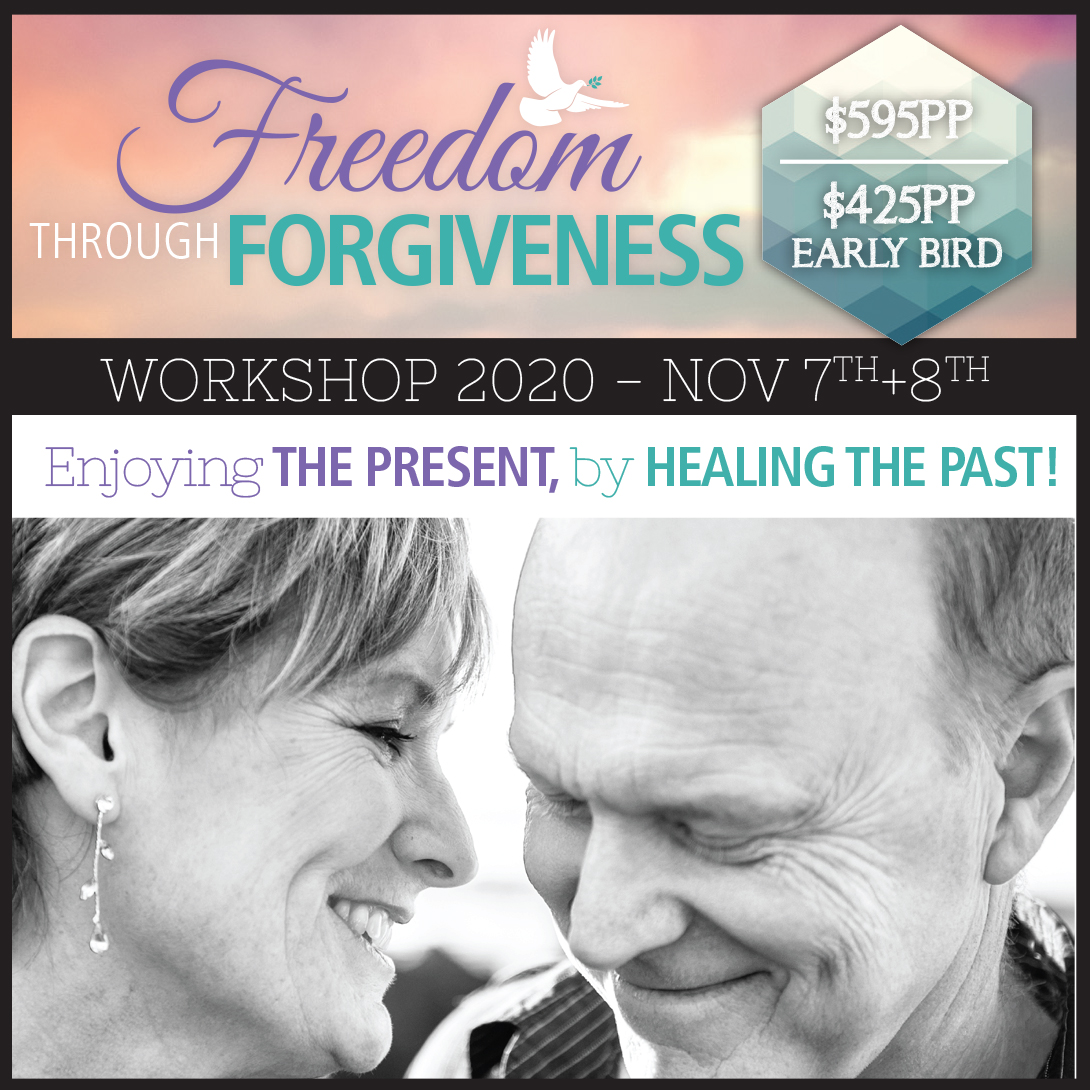 Freedom through Forgiveness – Saturday Nov 7, 2020